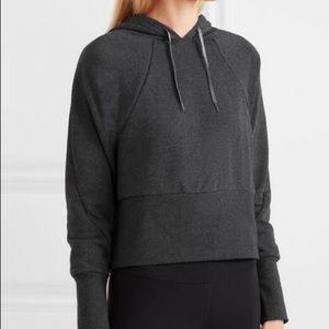 Nike Dri-Fit cropped hoodie